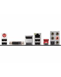 Материнская плата MSI MAG Z390M MORTAR, LGA 1151, 4DDR4, 2PCI-Ex16, PCI-Ex1, 2M.2, 4SATA3, 3USB3.1