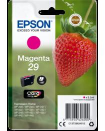 Чернила Epson Singlepack Пурпурный 29 Claria Home Чернила 3,2 мл (C13T29834012)