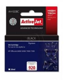 Чернила ActiveJet AH-364BCX | черный | 20 мл | HP HP 364XL CN684EE ( EXPACJAHP0154)