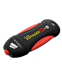 USB флешка Corsair Flash Voyager GT USB 3.0 128 ГБ, чтение 230 МБ - запись 160 МБ, Plug & Play CMFVYGT3C-128GB